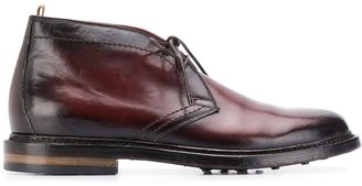 Officine Creative Stanford lace-up shoes