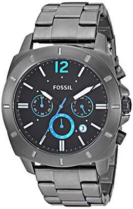 Fossil Men's Privateer Sport Quartz Stainless Steel Multifunction Watch