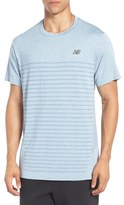 New Balance 'M4M' Athletic Fit Seamless Training T-Shirt
