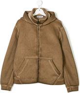 Dondup Kids zip hoodie