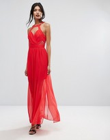 BCBGeneration Red Gown
