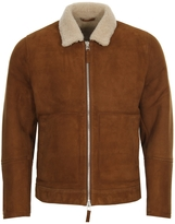 Norse Projects Jacket Elliot Shearling N5503402001 Camel