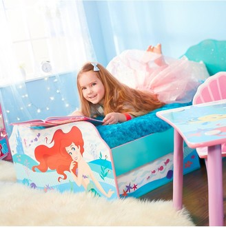 Disney Princess Ariel Toddler Bed with Storage Drawers by HelloHome