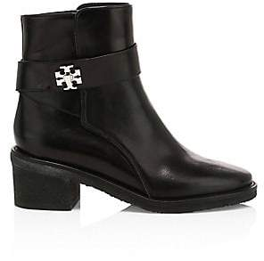 Tory Burch Women's Kira Leather Ankle Boots