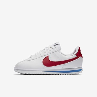 Nike Big Kids' (Boys') Shoe Cortez Basic