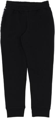 Balmain Cotton Sweatpants W/ Logo Bands