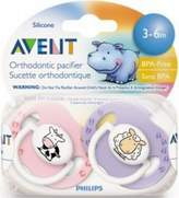 Philips BPA Free Fashion Pacifier 3-6 months - boy color