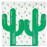 Sunnylife Cactus Napkins & Holder