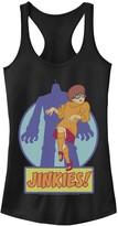 Scooby-Doo Licensed Character Juniors' Velma Jinkies Monster Shadow Tank
