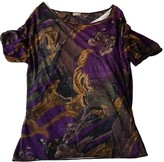 Marni Purple Cotton Top for Women