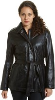 Women's Excelled Leather Coat