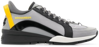 DSQUARED2 551 Logo Low-Top Sneakers