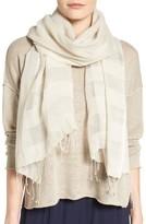 Eileen Fisher Women's Organic Cotton & Silk Scarf