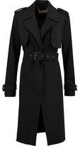 MICHAEL Michael Kors Stretch-Crepe Trench Coat