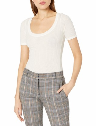 Rachel Pally Women's Short Sleeve Scoop Neck T-Shirt
