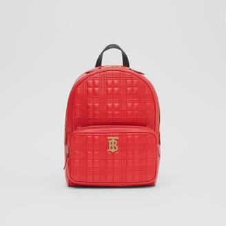 Burberry Quilted Lambskin Backpack