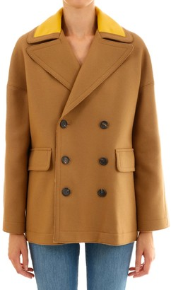 Plan C Camel Coat