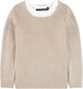 Ikks Sweater and T-shirt