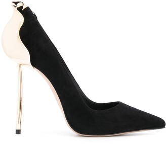 Le Silla Pointed Toe Stiletto Heels