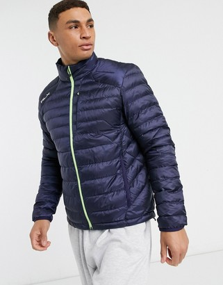 Polo Ralph Lauren Golf RLX Evo ripstop puffer jacket in navy