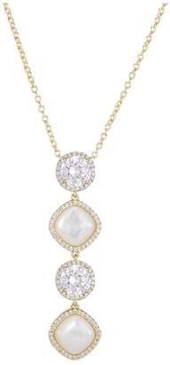 Nina Jewelry Y Design Necklace