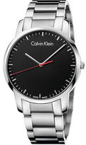 Calvin Klein City Stainless Steel Bracelet Watch