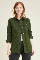 Vildnis - Yosemite Jacket - small | rifle green | organic cotton - Rifle green