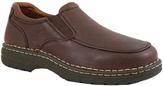 AdTec Men's 1412 Comfort Gold Casual Slip-On