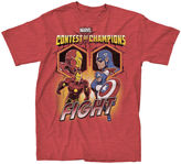 Novelty T-Shirts Marvel Short-Sleeve Contest Of Champions Tee