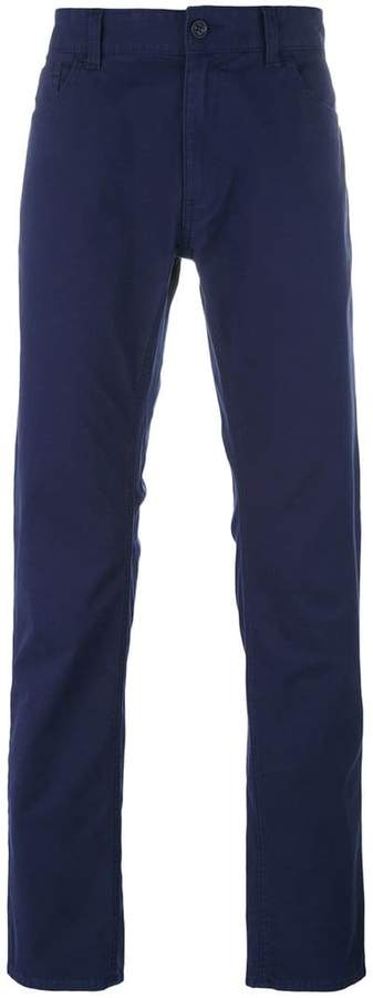 Love Moschino peace sign pocket trousers