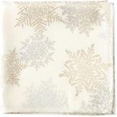 North Pole Trading Co Snowflake 4-pc. Napkins