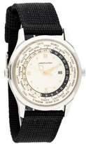 Hamilton WorldTimer Watch
