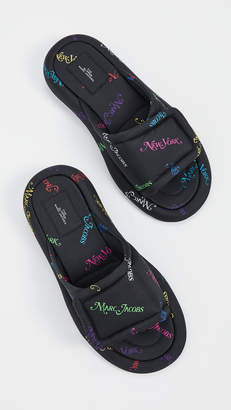 Marc Jacobs The The New York Slippers