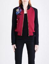 Roland Mouret Rushenden crepe jacket