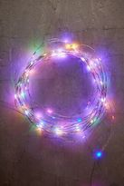 Urban Outfitters Extra-Long Multi-Colored Blinking String Lights