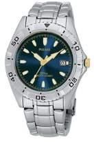 Pulsar Men's PXD681X Stainless-Steel Quartz Watch