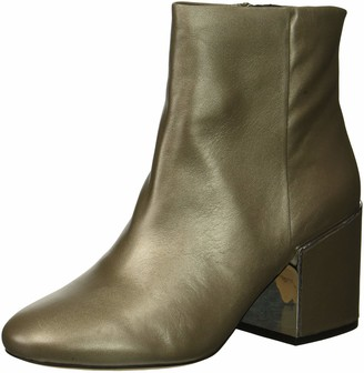 Kenneth Cole New York Women's Reeve 2 Block Heel Bootie Ankle Boot