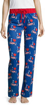 Asstd National Brand Knit Pajama Pants-Juniors