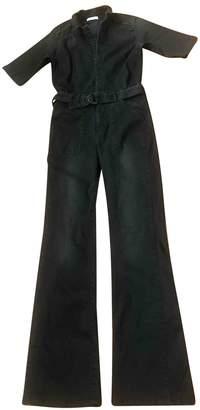 BA&SH Bash Black Denim - Jeans Jumpsuit for Women