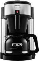 Bunn-O-Matic NHS Velocity Brew 10-Cup Coffee Brewer in Black