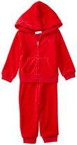 Ralph Lauren Boys' or Baby Girls' Full-Zip Hoodie & Pants Set