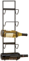 Mercury Row Zeldaron 5 Bottle Wall Mounted Wine Rack