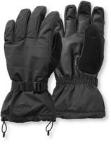 L.L. Bean Men's Bean's Snow-Sport Gloves