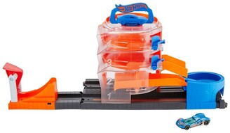 Mattel Hot Wheels Super Spin Dealership