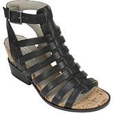White Mountain Gladiator Wedge Sandals - Sella