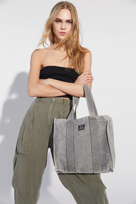 Urban Outfitters Washed Canvas Tote Bag