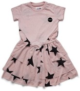 Nununu Toddler Girl's Tiered Ruffle Dress