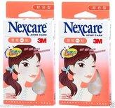 Nexcare 3m Acne Care Dressing Pimple Stickers 36pcs * 2 Pack