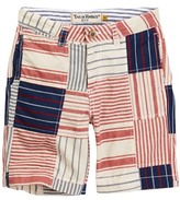 Tailor Vintage Patchwork Walking Short (Little Boys & Big Boys)