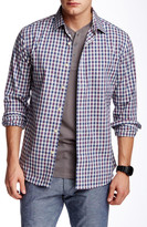 Slate & Stone Trim Fit Plaid Shirt